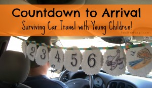 Creative Travel – Countdown to Arrival