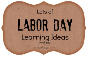Labor Day Learning