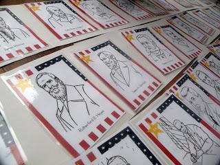 President Cards
