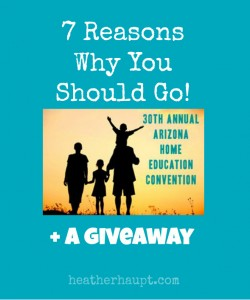 7 Reasons Why You Should Attend the AFHE Convention and a Giveaway