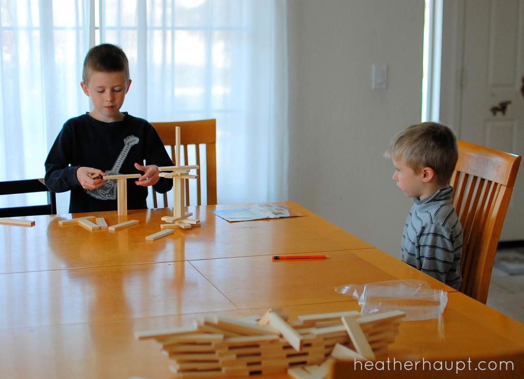 Citiblocs: Bigger kid blocks that build serious skills