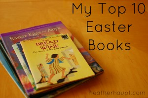 Top 10 Easter Books