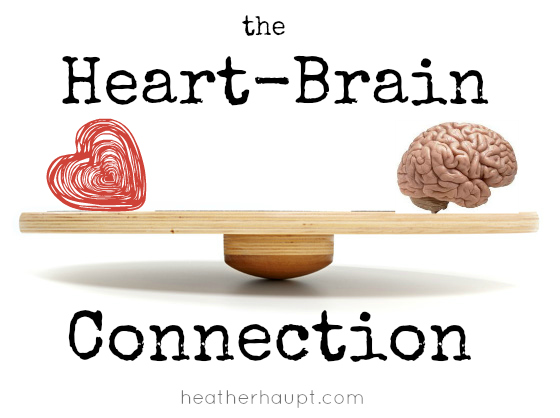 The heart-brain-connection - how exercise boosts brain power! {Day 3 of a 10 day series on Boosting Brain Power!}