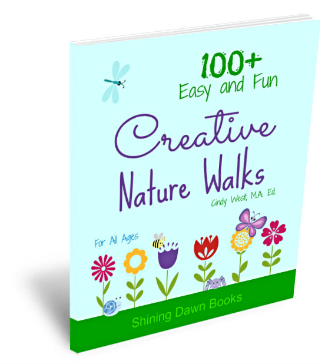 Fresh inspiration for nature walks >> and open-and-walk-out-the-door resource! #NatureWalks