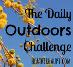 Daily Outdoors Challenge