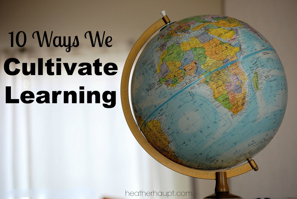 How to Cultivate Learning!