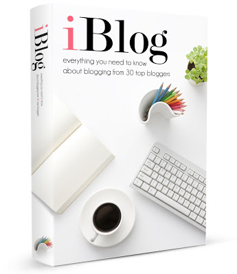 iBlog - tips on blogging from 30 great bloggers