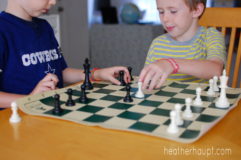 Learning Chess provides amazing mental and character development opportunities!