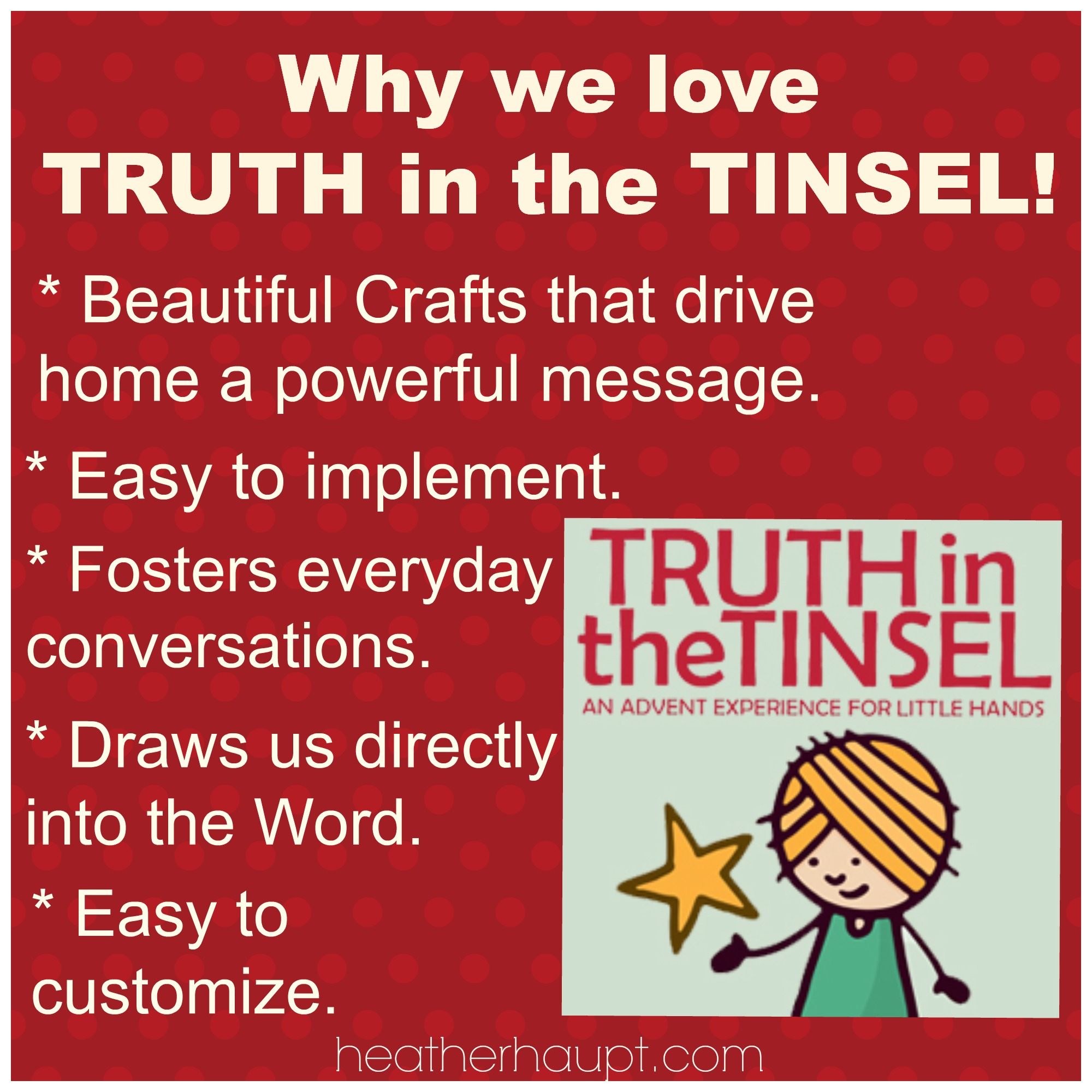 Truth in the Tinsel 2014