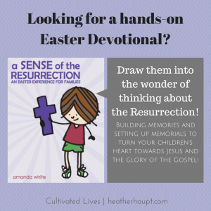 A Sense of the Resurrection ebook - perfect devotional tool