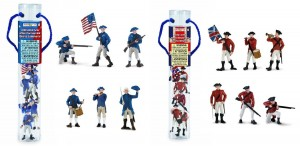 Revolutionary Toob Toys - a great stocking stuffer that will inspire learning through play!