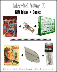 World War I and II Themed Gifts