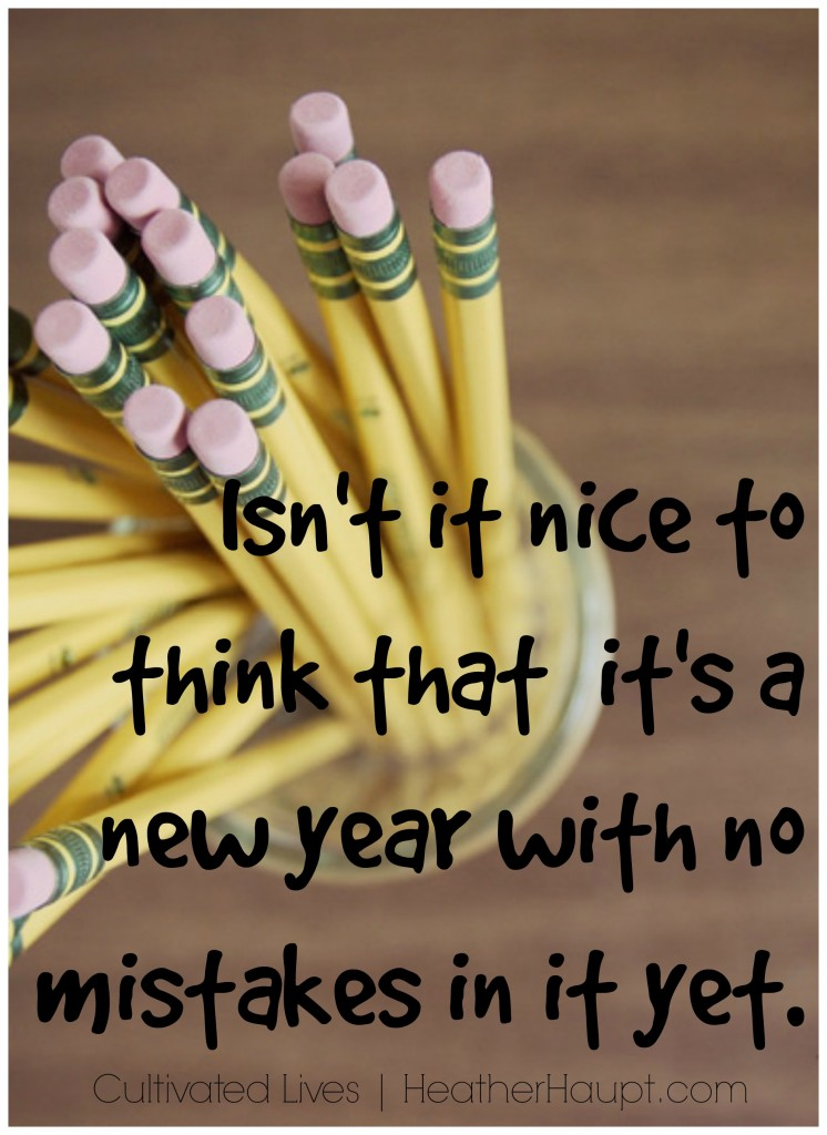 New school year, fresh beginnings!