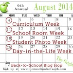 Not Back to School Blog Hop: School Rooms