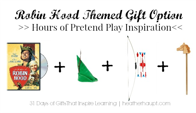 Any of these combined together are sure to win a boys heart and capture his imagination. {31 Days of Gift Ideas that Inspire Learning Series}