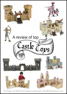 The Ultimate Gift Guide to Toy Castles (Day 3)