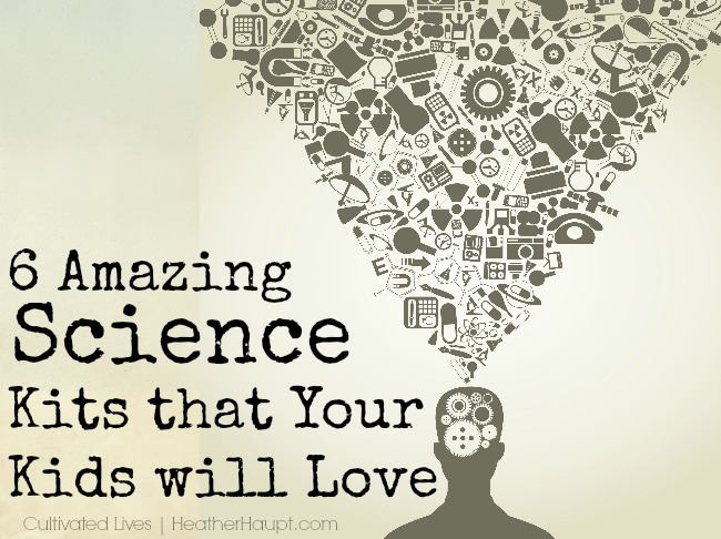 Ignite Wonder and Inspire Exploration: 6 Awesome Science Kits
