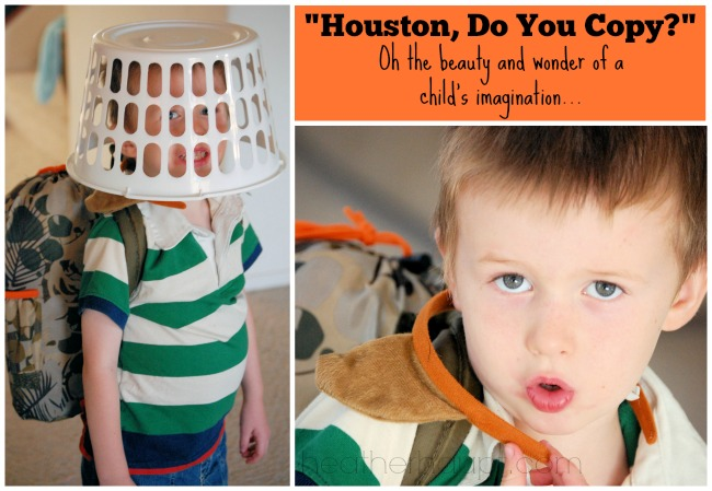 Ignite a child's imagination and they will forever be learning... {Cool gift ideas for your young astronaut}