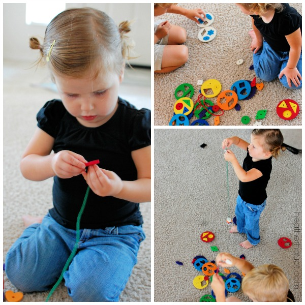 Lauri toys are perfect for the preschool age!