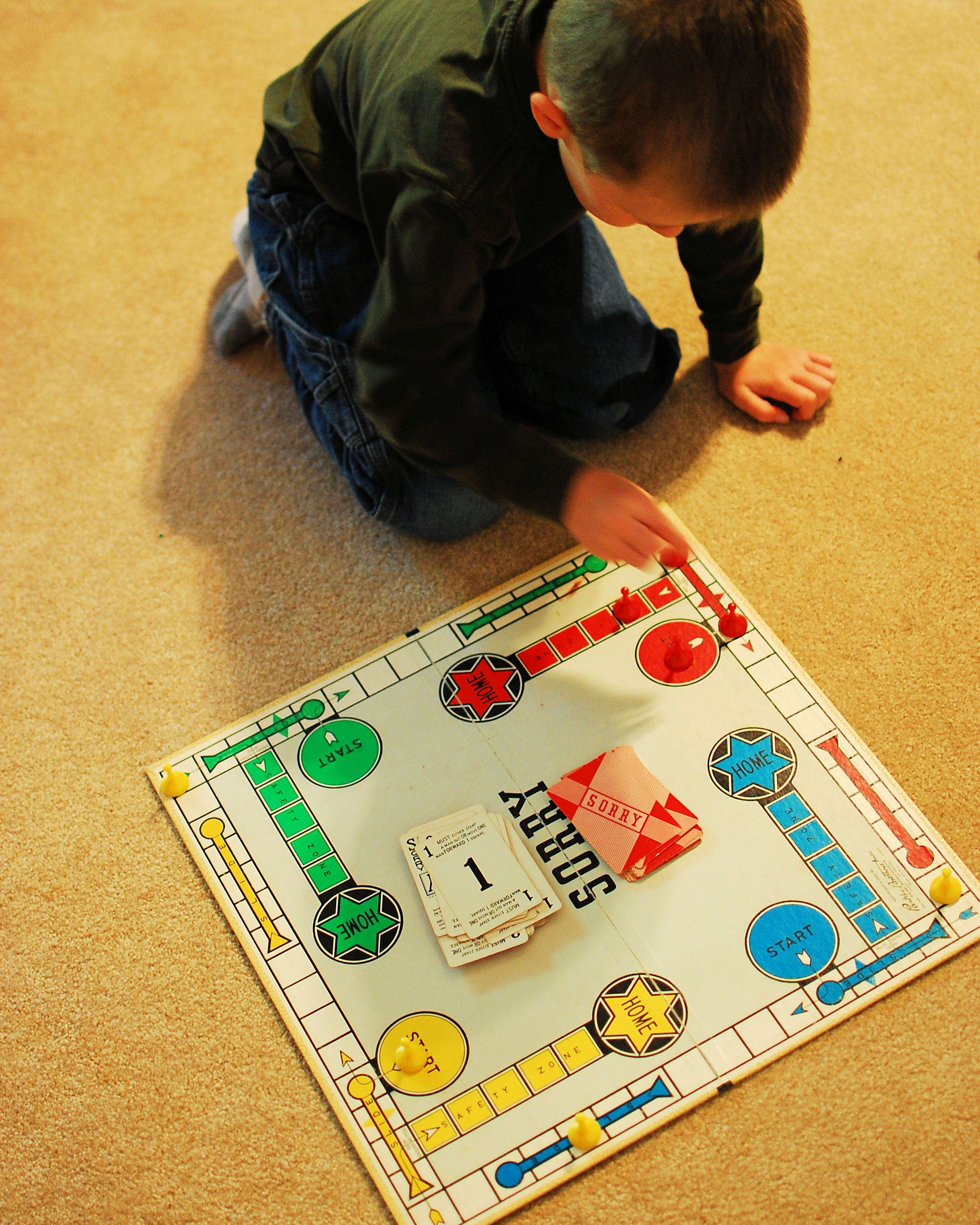 10 Game Ideas for 4-7 year olds - Heather Haupt