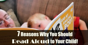 Why It's So Vitally Important to Read-Aloud to our Kids!