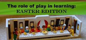 Why play is so powerful: Easter edition