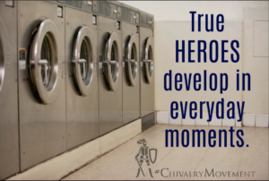 Everyday Hero Moments – Chivalry Movement Payoff