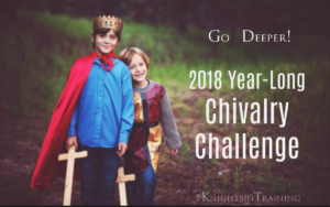 A Year Long Chivalry Challenge